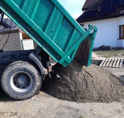 transport piachu, Raszyn
