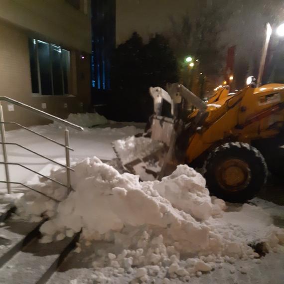 wywóz śniegu Raszyn